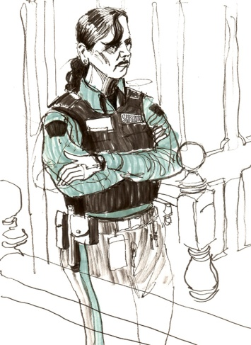 Sheriff.