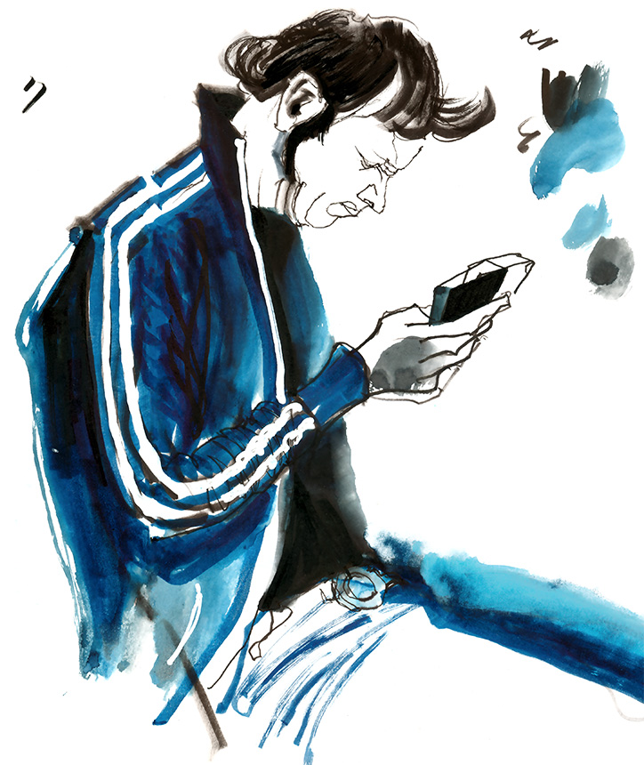 'smart'phone.