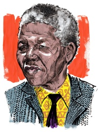Mandela, self initiated.