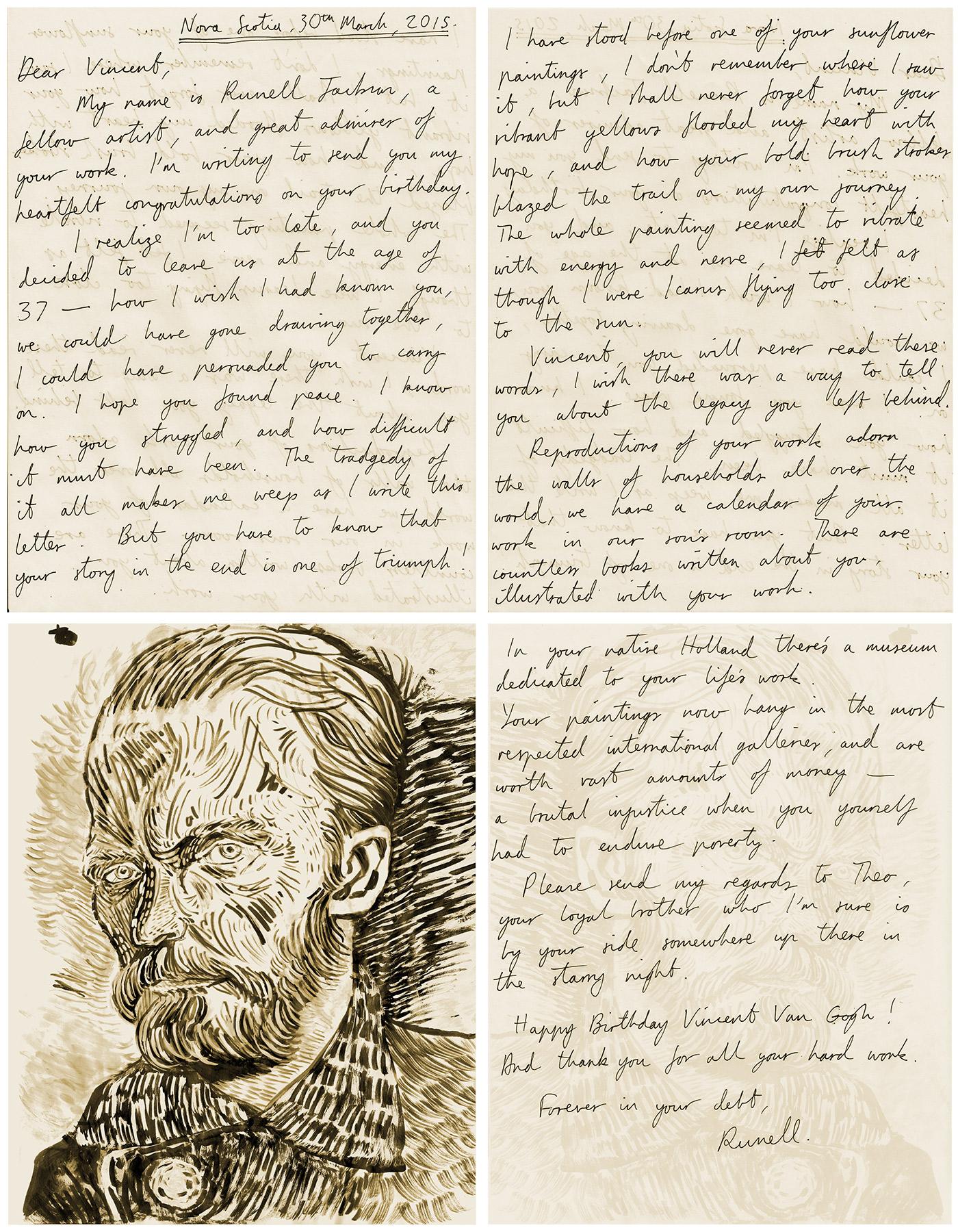 Dear Vincent.
