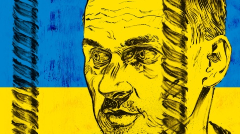 Оleg Sentsov for Euromaidan Press.